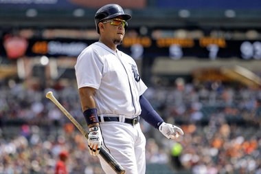 Don't look, Tigers fans: PECOTA projections are out