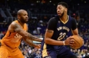 Suns fall to the Pelicans