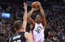 Blake Griffin's triple-double not enough for Clippers to down Raptors