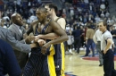 Lakers' Metta World Peace rewrites his history in Detroit by helping