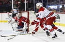 Red-hot Capitals put up 5-spot again, shut out Hurricanes The Associated Press