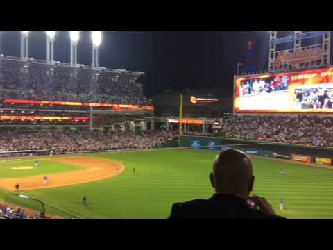 Ranking the Cleveland Indians' top 10 moments in Progressive Field history