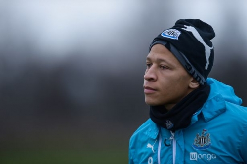 Will Dwight Gayle be fit for Newcastle's trip to face Wolverhampton Wanderers?
