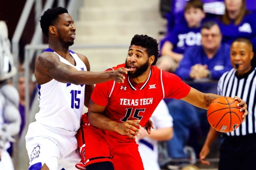 Texas Tech Loses to TCU in the Final Seconds, 62-61.