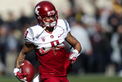 WSU receiver Gabe Marks not defined by profession of 'football player'