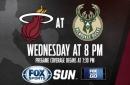 Miami Heat at Milwaukee Bucks game preview