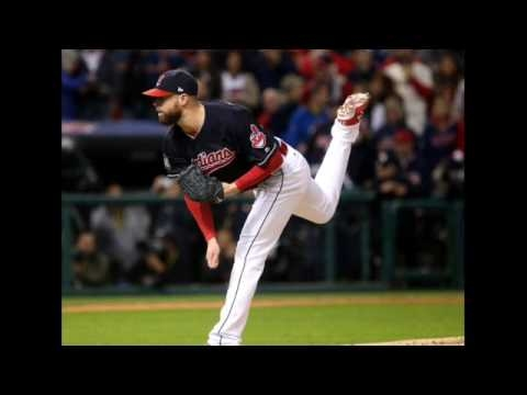 Cleveland Indians' Corey Kluber prepares for 2017 expectations minus coyote headdress