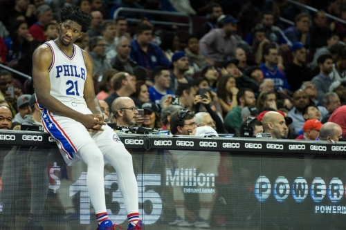 Sixers vs. Spurs preview: Joel Embiid to miss at least next two games