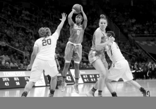 Lady Vols want to share the load more evenly