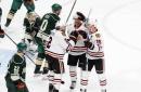 Blackhawks vs. Wild final score 2017: Jonathan Toews scores OT game-winner