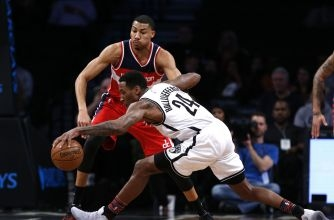 Nets Run Out of Magic Against Wizards, Lose Thriller in Overtime