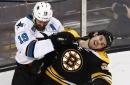 Full coverage: Bruins vs. Sharks