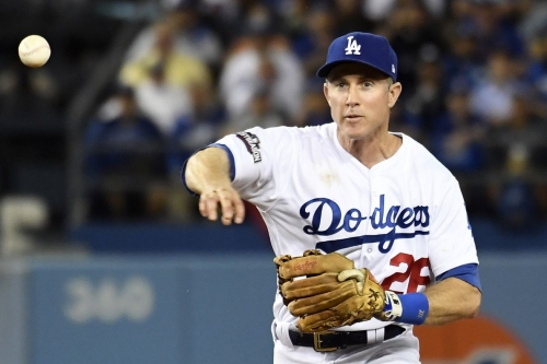 MLB Trade Rumors: Cleveland interested in Chase Utley