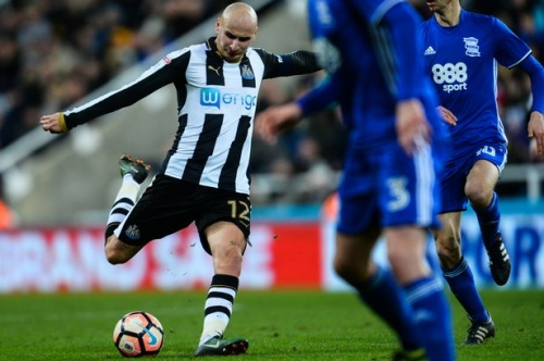 Wolves vs Newcastle United: Jonjo Shelvey will be the focus