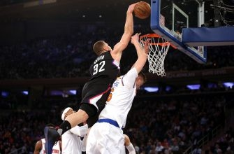 Griffin puts up season-high 32 points in Clippers win over Knicks