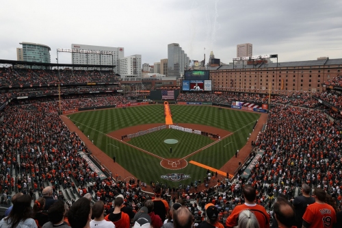Orioles announce giveaways and promotions for 2017 season
