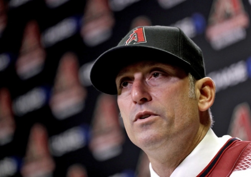 Healthier D-backs have much the same roster for new manager The Associated Press