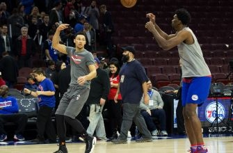 Are Joel Embiid and Ben Simmons a selling point for free agency?