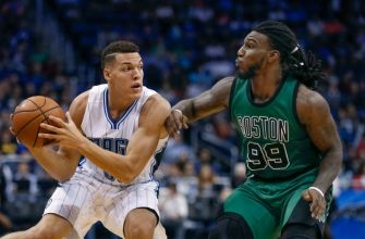 Magic's Aaron Gordon day-to-day, won't play vs. 76ers