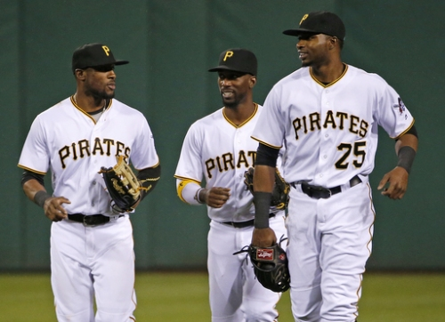 McCutchen's move, rotation provide intrigue for Pirates The Associated Press