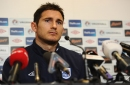 Chelsea host Frank Lampard as he begins studying for UEFA B licence in coaching