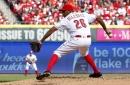Cincinnati Reds links - Opening Day starting rotation takes shape