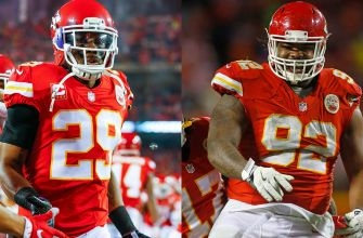 Chiefs GM Dorsey cites 'very positive' talks with Berry, Poe reps