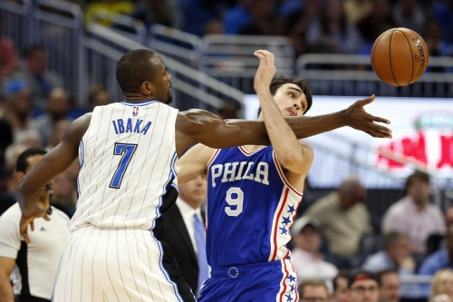 Magic's sloppy performance leads to another disappointing home loss to Sixers, 112-111