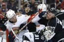 Carter nets 4 points, Kings beat Panthers 6-3 to end drought