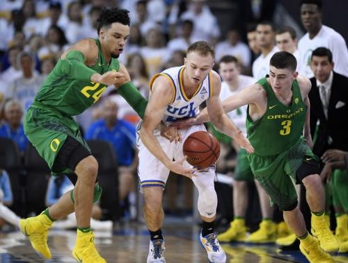 UCLA Bruins 82, Oregon Ducks 79: Game at a glance