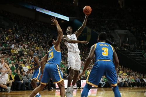 MBB GameThread: #5 Oregon Ducks at #10 UCLA Bruins