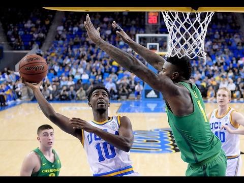 No. 5 Oregon Ducks fall 82-79 to No. 10 UCLA Bruins
