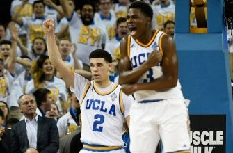 Lonzo Ball caps UCLA's rally over Oregon with 3-pointer from another county