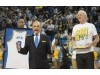 UCLA notes: Bruins honor Dick Enberg, who called eight NCAA championships