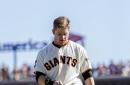 Gordon Beckham is back with the Giants, who are collecting infielders