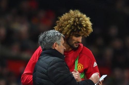 Manchester United star Marouane Fellaini explains his improvement under Jose Mourinho