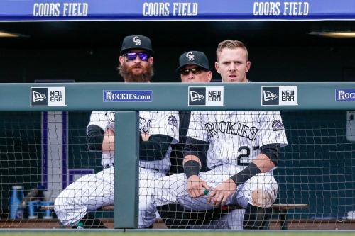 Rockies contention in 2017 could rely on depth