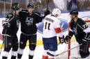 Kings roll to 6-3 win over lackluster Panthers