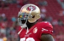 NaVorro Bowman optimistic about Achilles rehab as he awaits full clearance