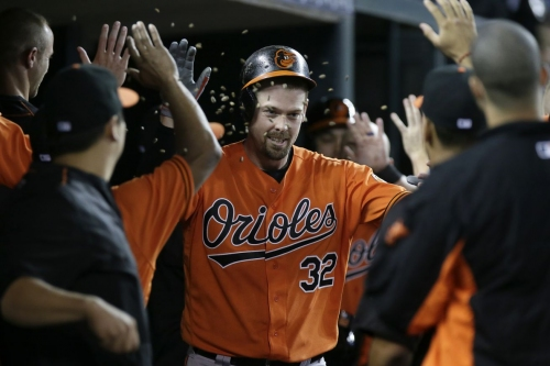 Matt Wieters is waiting for a big deal that may never come