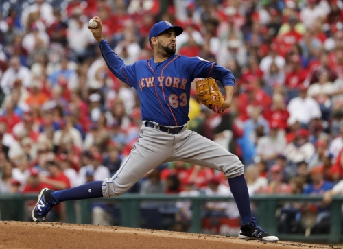 Mets trade righty Gabriel Ynoa to the Orioles for cash
