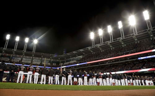 A look at the Cleveland Indians and other AL Central teams at the start of spring training
