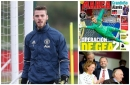 Manchester United unmoved as Real Madrid PR machine focuses on David De Gea again