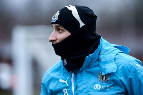 Rafa Benitez reveals the advice he has given Jonjo Shelvey ahead of Newcastle's trip to Wolves