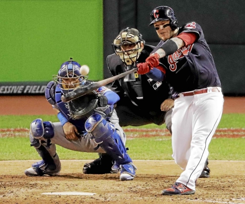 Roberto Perez finally established with Cleveland Indians