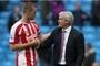 Stoke City: Mark Hughes accuses Tony Pulis over Ryan Shawcross...