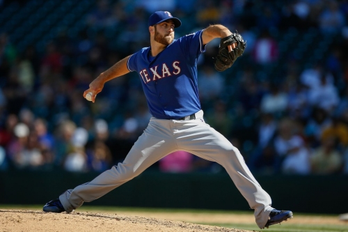 Rangers, Anthony Bass agree to deal