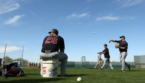 Cleveland Indians have Terry Talkin' Mike Napoli, Chase Utely, bench strength -- Terry Pluto (photos)