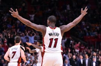 Miami Heat: Some stats behind Dion Waiters' resurgence