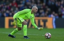Willy Caballero enjoying new life at Manchester City